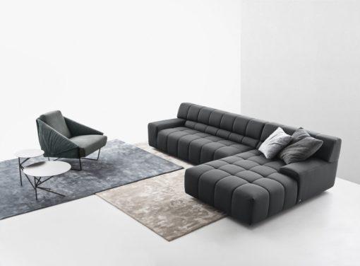 италиански модулен диван в модерен стил, модел Bric - Nicoline