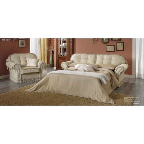 разтегателен диван Decor от италия - Camelgroup