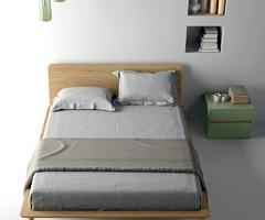 луксозна италианска спалня Easy фабрика Dall'Agnese