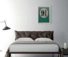 луксозна италианска спалня Morgan фабрика Dall'Agnese