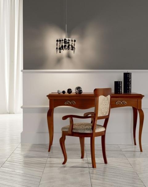 нощно шкафче на луксозна италианска спалня Morgan фабрика Dall'Agnese