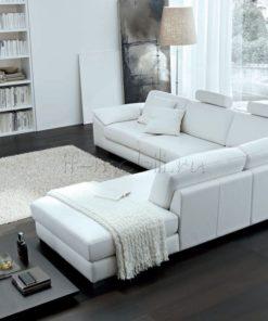 луксозен италиански модулен диван модел Kronos от фабрика Nicoline