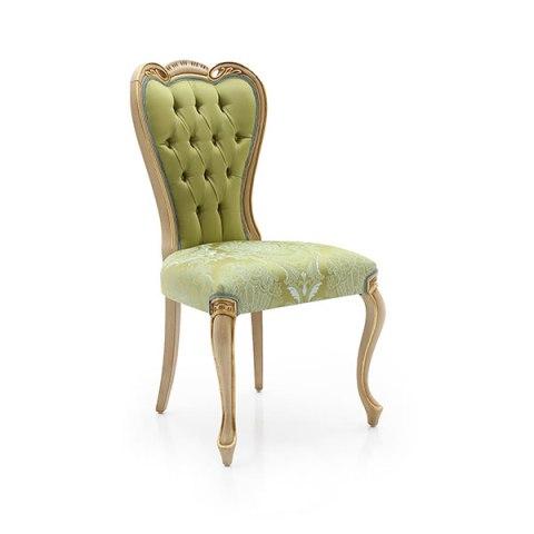 Луксозен класически трапезен стол модел Angelo от Arreda Casa