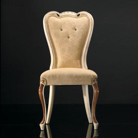 италиански трапезен стол в класически стил, модел Angelo - Sevensedie