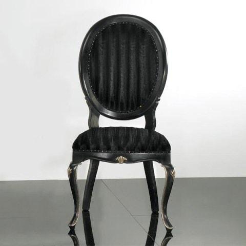 луксозен италиански трапезен стол модел Armonia фабрика Sevensedie