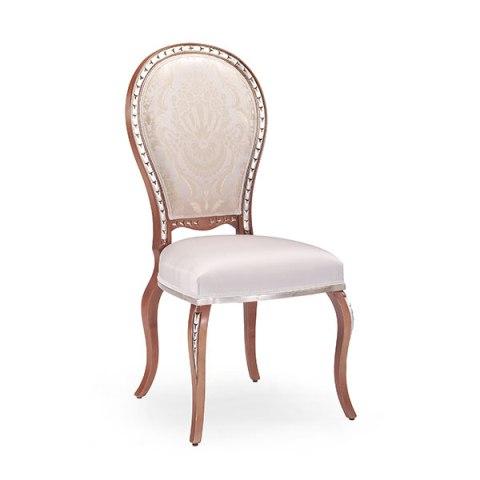 Луксозен класически трапезен стол модел Claudia от Arreda Casa