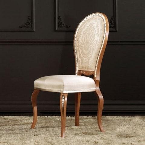 Италиански трапезен стол модел Claudia от Arreda Casa, производител Sevensedie