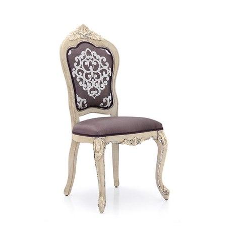 Луксозен класически трапезен стол модел Cresta от Arreda Casa