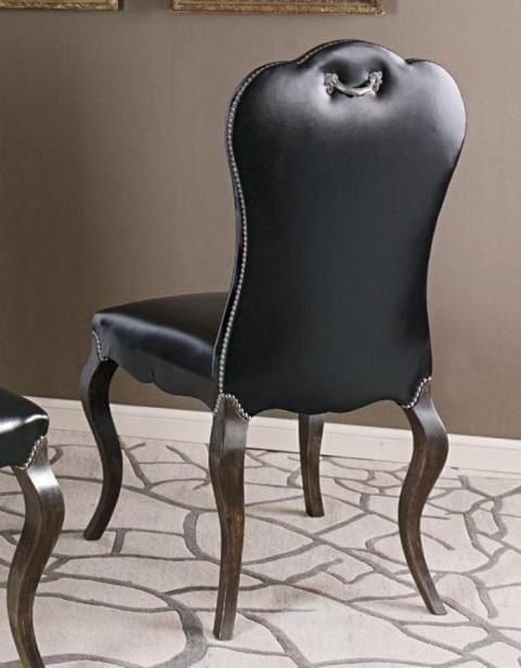 италиански трапезен стол в класически стил, модел Doge - Sevensedie