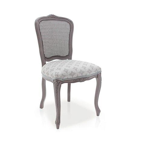 Луксозен класически трапезен стол модел Fiorino от Arreda Casa