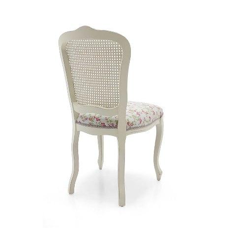 луксозен италиански трапезен стол модел Fiorino фабрика Sevensedie
