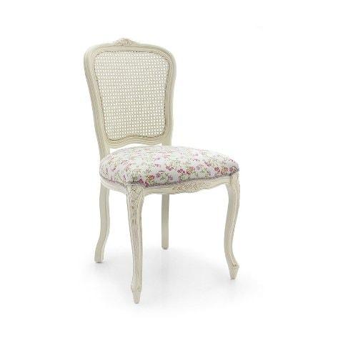 италиански трапезен стол в класически стил, модел Fiorino - Sevensedie