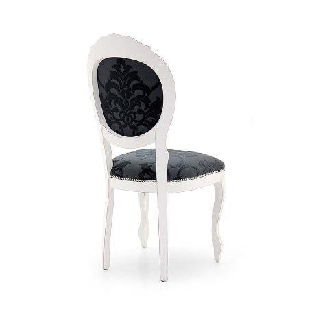 луксозен италиански трапезен стол модел Sabry фабрика Sevensedie