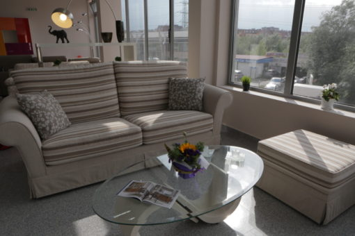 Луксозен диван тройка Athena
