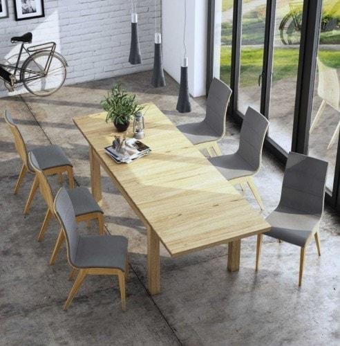 Луксозна модерна трапезна маса модел Craft от Arreda Casa