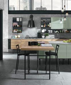 Кухня Isla'в модерен стил. Стилна кухня от Италия
