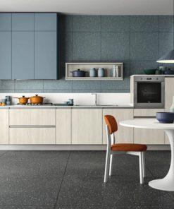 Италианска модулна кухня в модерен стил, модел Linea