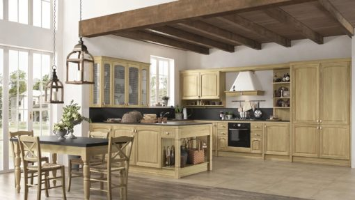 кухня модел Mida от Arreda Casa, производител Colombini Casa