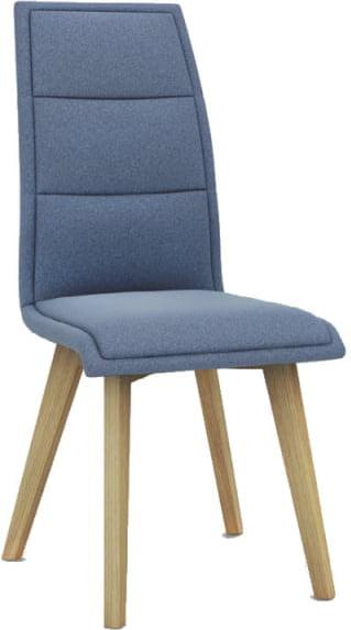 луксозен италиански трапезен стол модел Sana фабрика Paged Meble