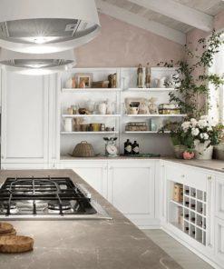 модулна кухня Sinfonia в класически стил