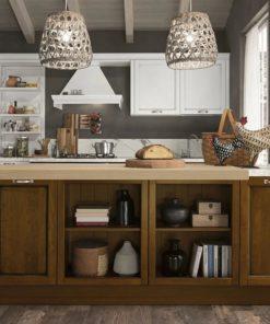 Италианска класическа кухня модел Sinfonia от Arreda Casa