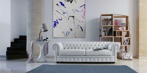 Италиански класически диван модел Sir william от Arreda Casa