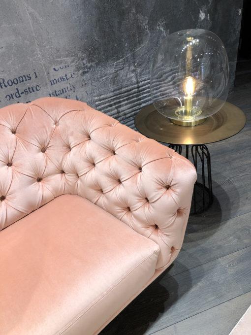 класически италиански диван модел Art Nouveau производител Calia