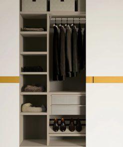 Луксозен италиански гардероб Action Vitality