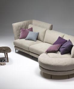 италиански модулен диван в модерен стил, модел Bali - Nicoline