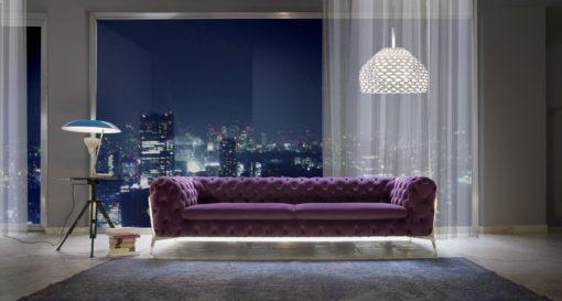 италиански диван в класически стил, модел Belle Epoque
