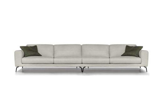 луксозен италиански модулен диван модел Bora производител Nicoline