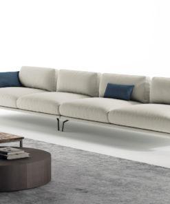 Италиански модулен диван модел Bovisa от Arreda Casa, производител Nicoline