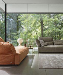 италиански модулен диван в модерен стил, модел Brera - Nicoline