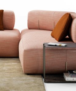 Луксозен модерен модулен диван модел Bresso от Arreda Casa