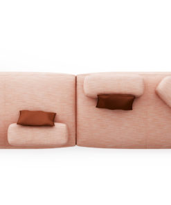 Италиански модулен диван модел Bresso от Arreda Casa, производител Nicoline