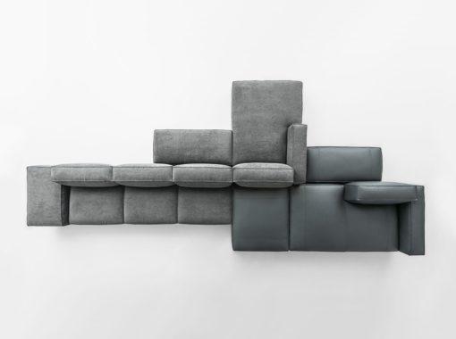 италиански модулен диван в модерен стил, модел Cairoli - Nicoline