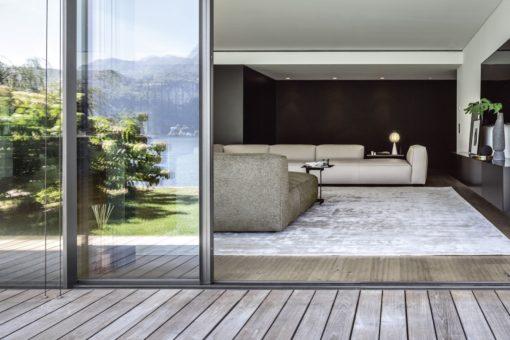 италиански модулен диван в модерен стил, модел Cairoli high - Nicoline