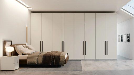 Луксозен италиански гардероб Concreta Vitalyty