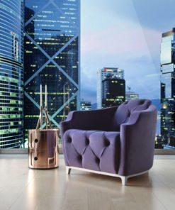 Италианско кресло модел Delizia от Arreda Casa, производител Calia