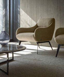 италианско кресло в модерен стил, модел Dia - Nicoline