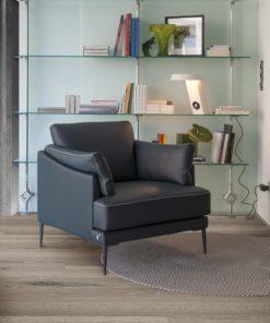 Италианско кресло модел Fleur от Arreda Casa, производител Calia