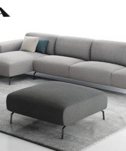 Италиански модулен L-образен диван в модерен стил от Arreda Casa - Garda