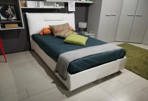 Италианска спалня модел Kiss Golf от Arreda Casa, производител Colombini casa