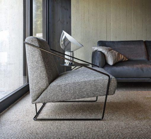 Луксозно италианско кресло модел Moscova фабрика Nicoline
