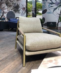 Италианско кресло модел Norman от Arreda Casa, производител Calia