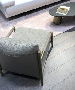 Луксозно модерно кресло модел Norman от Arreda Casa