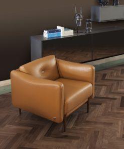 Италианско кресло модел Poli от Arreda Casa, производител Calia