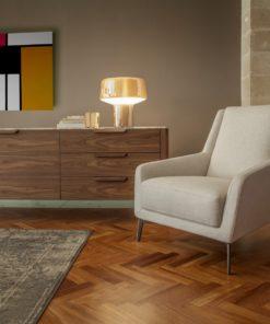 Италианско кресло модел Puella от Arreda Casa, производител Calia