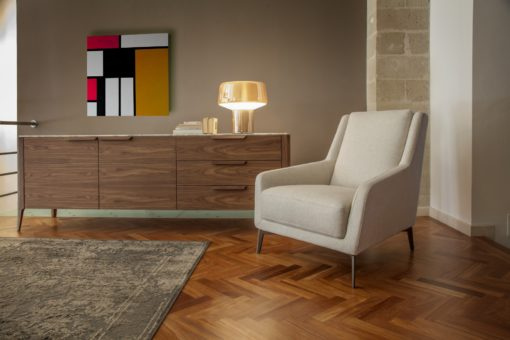 Италианско кресло в модерен стил от Arreda Casa - Puella