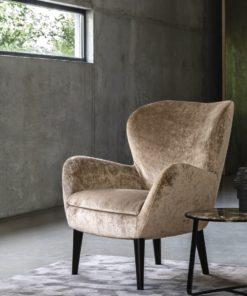 италианско кресло в модерен стил, модел Stresa - Nicoline